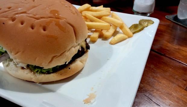 hamburger criciuma
